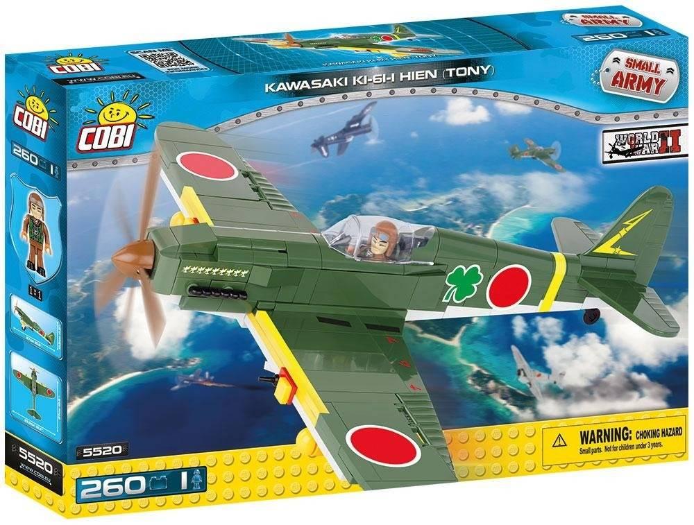 COBI Small Army - Avião Kawasaki Ki-61-I Hien Tony