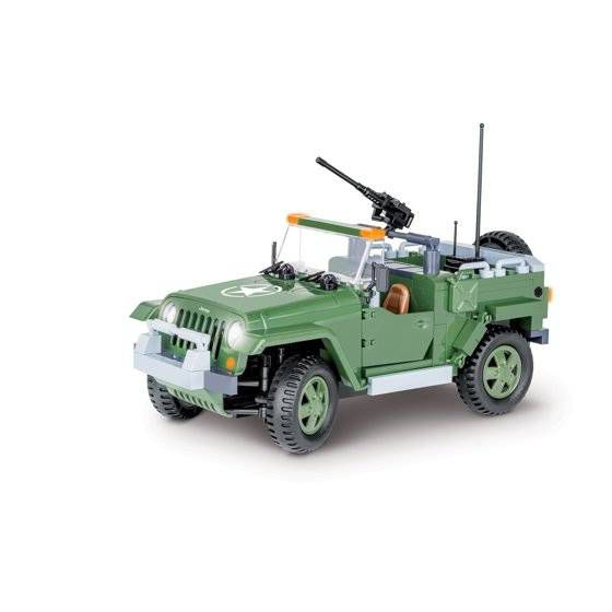 COBI Small Army - Jeep Wrangler 24260