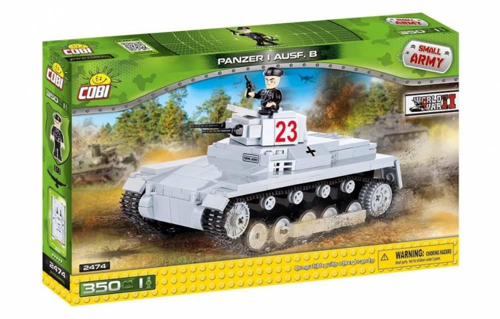 COBI Small Army - Tanque Panzer I Ausf. B