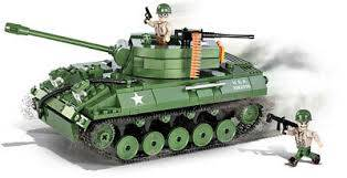 COBI Small Army - Veiculo de Infantaria Americano Stryker M1126