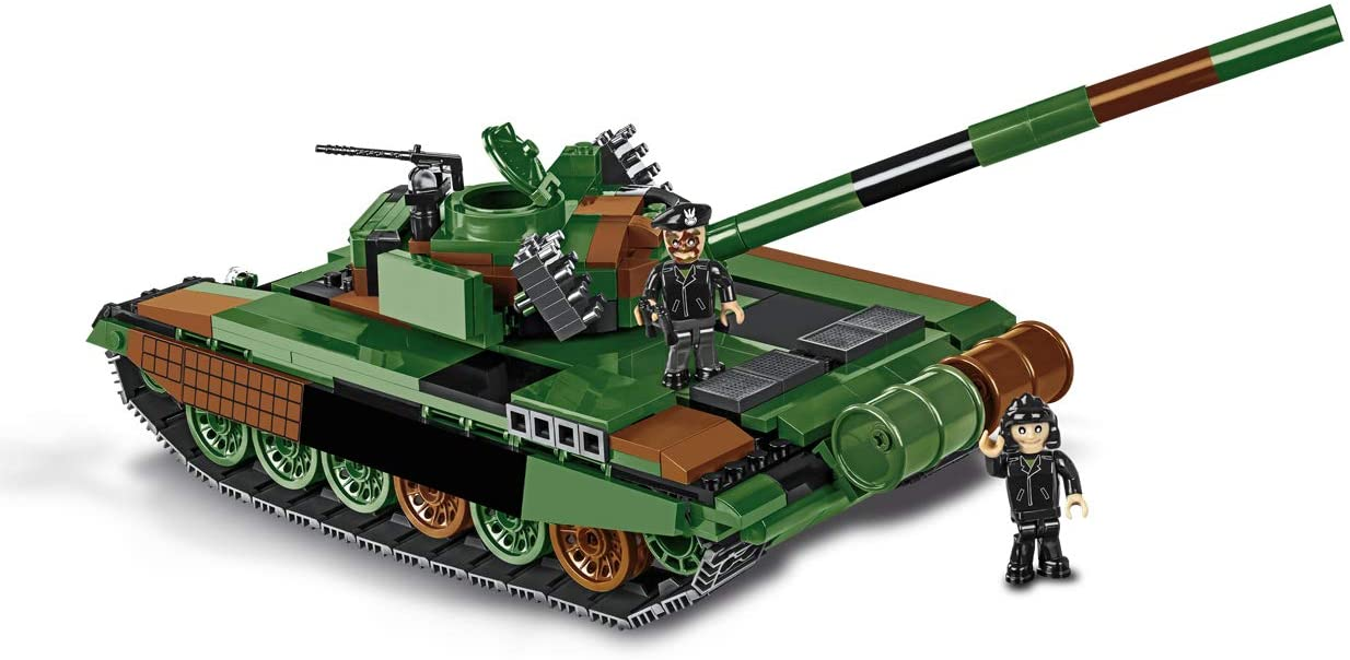 COBI - Tanque Polonês PT-91  com 535 Peças
