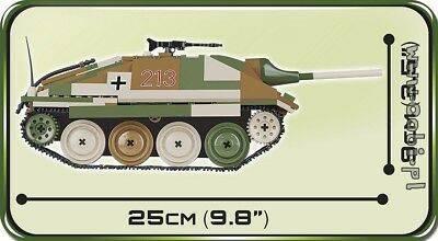 COBI World War II - Jagdpanzer 38 Hetzer