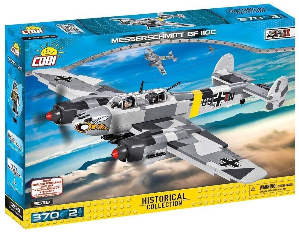 COBI World War II - Messerschmitt BF 110C