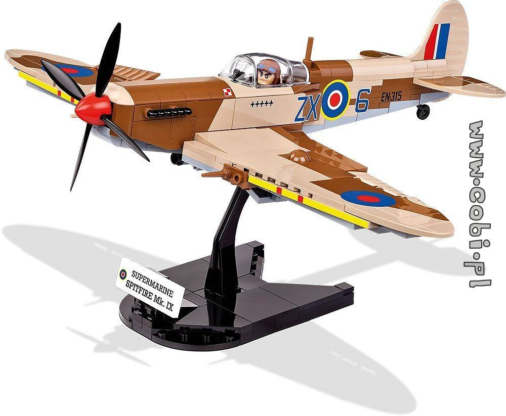 COBI World War II - SuperMarine Spitfire MK.IX