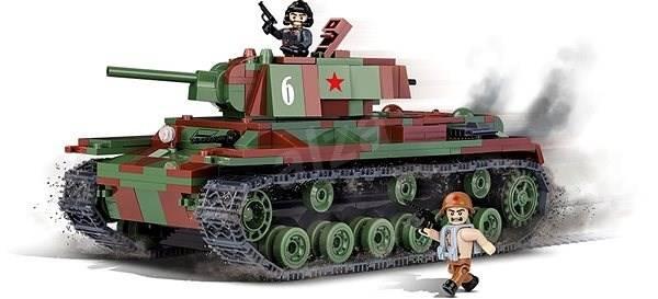 COBI World War II - Tanque Sóviético KV-I