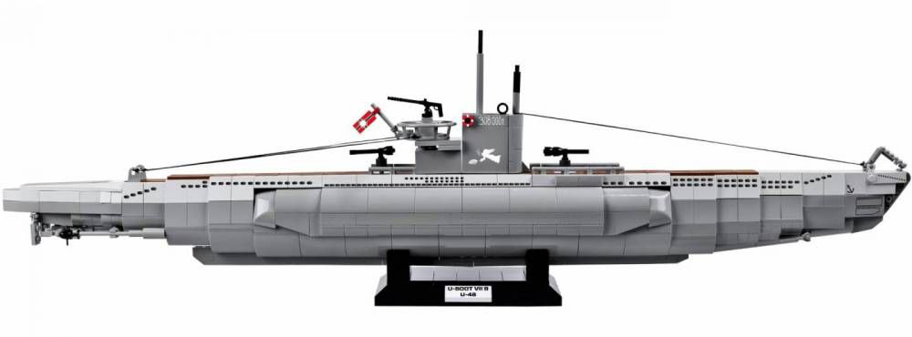 COBI World War II - U-Boot VIIB U-48