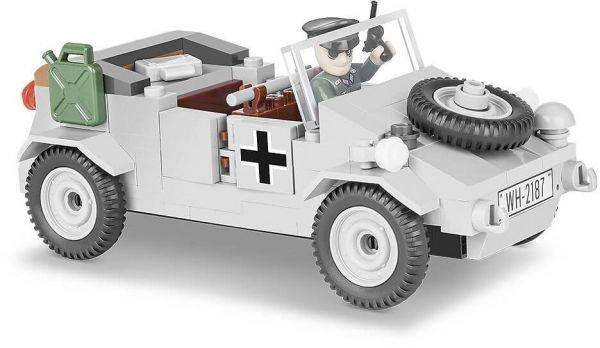 Cobi World War II - Volkswagen Kubelwagen Type 82
