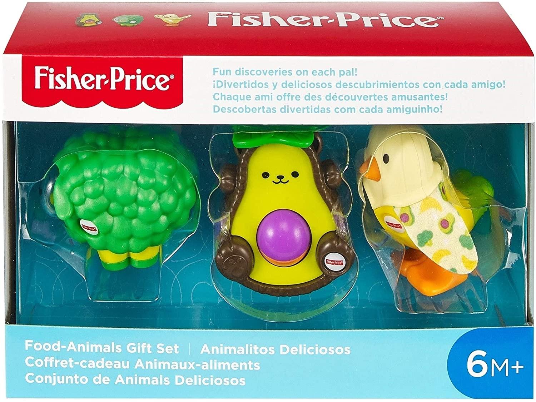 Conjunto de Animais Deliciosos - Fisher Price