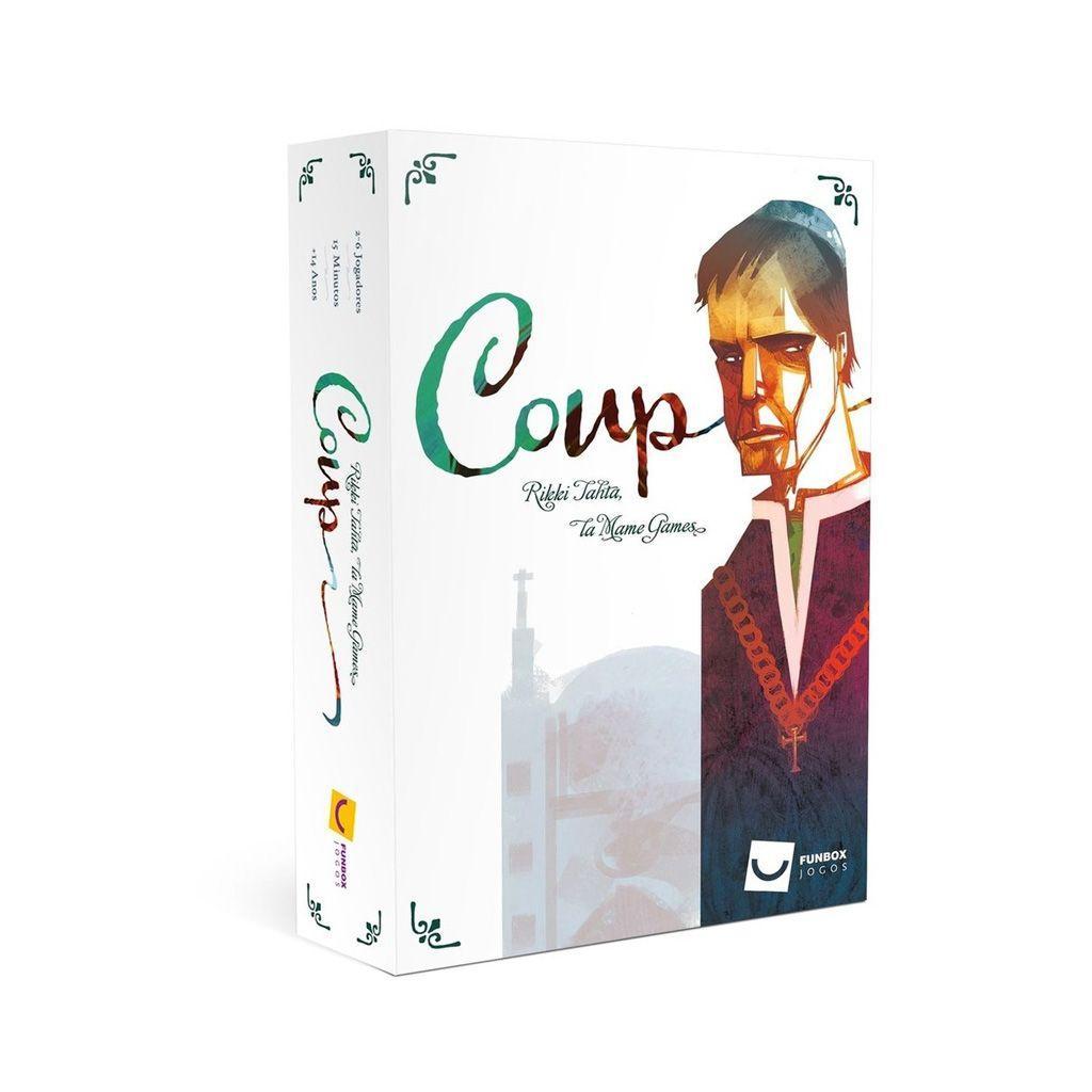 """Coup – 2ª Edição (Inclui """"A Reforma"""")"""