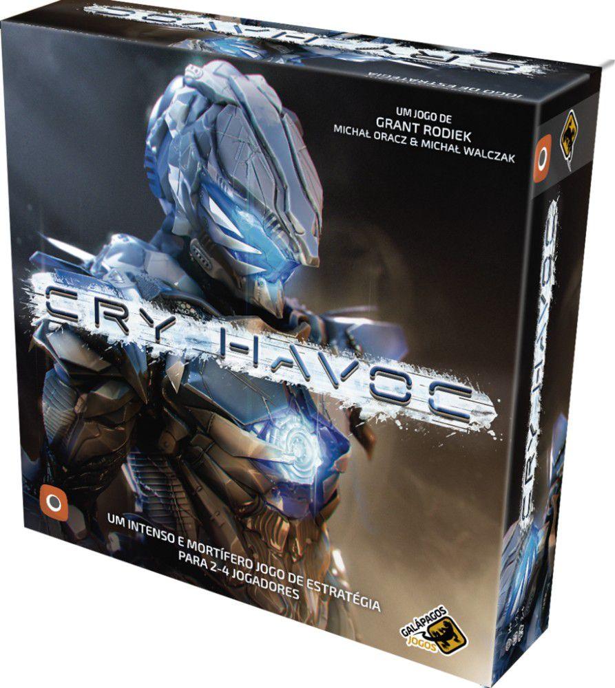 Cry Havoc - Galapagos Jogos