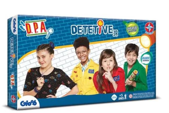 Detetive Jr. DPA - Estrela