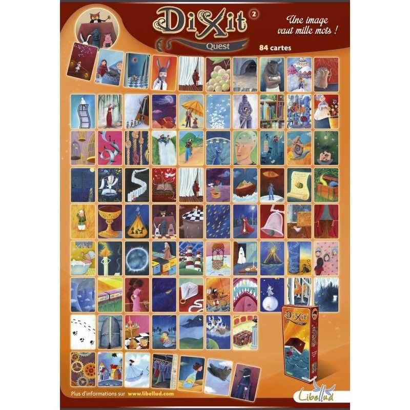 DIXIT Quest