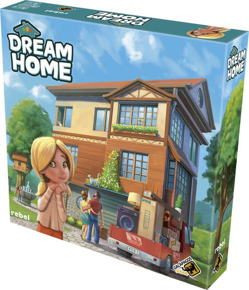 Dream Home - Galapagos Jogos