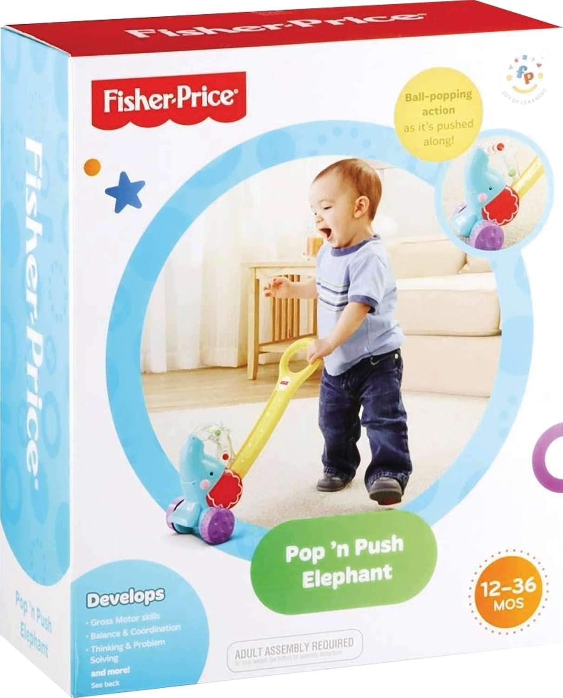Elefante Bolinhas Divertidas - Fisher Price