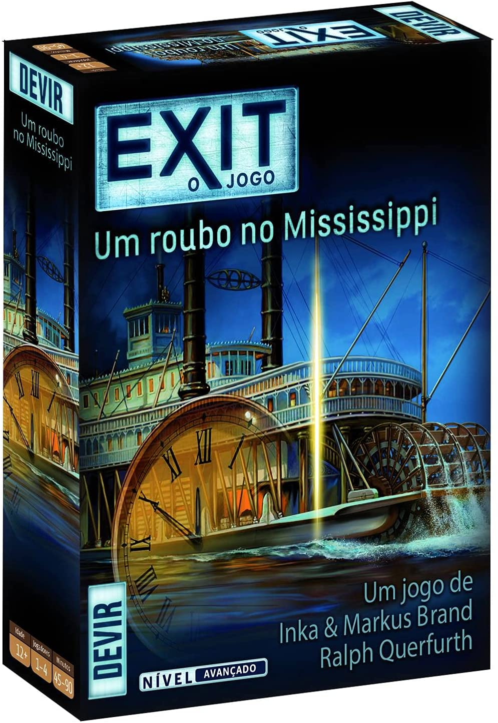 Exit - Roubo no Mississippi