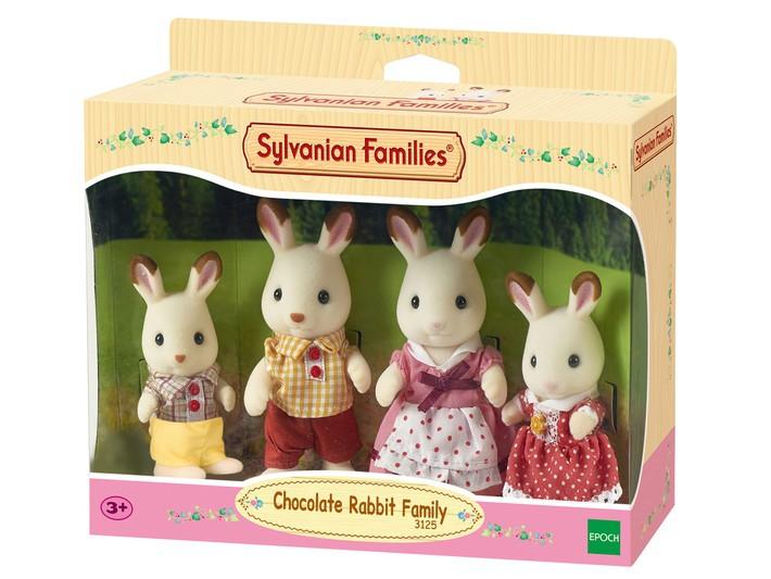 Família dos Coelhos Chocolates