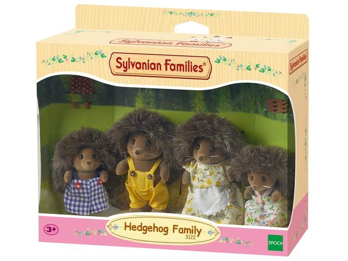 Família dos Porcos-Espinhos