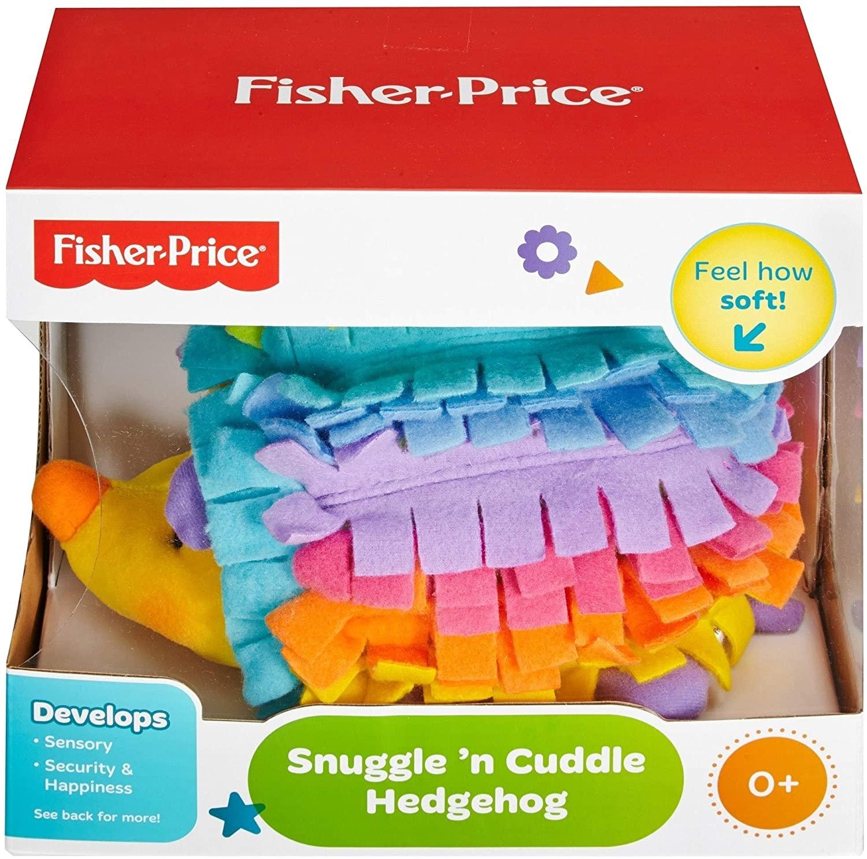 Fisher Price - Ouriço Estímulos Divertidos