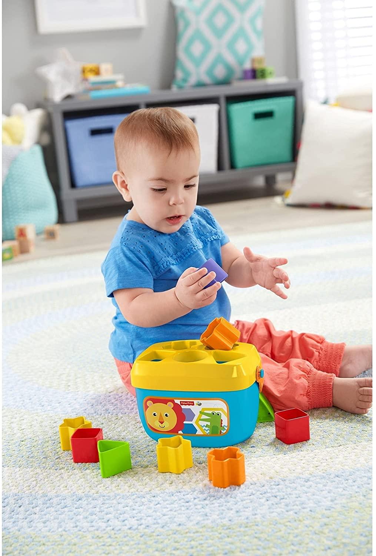 Fisher Price -  Primeiros Blocos do Bebê