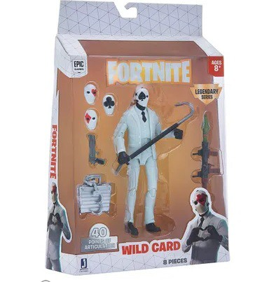 Fortnite Série Legendária - Wild Card