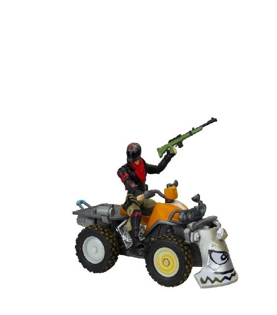 Fortnite - Veiculo com Figura Quadcrasher