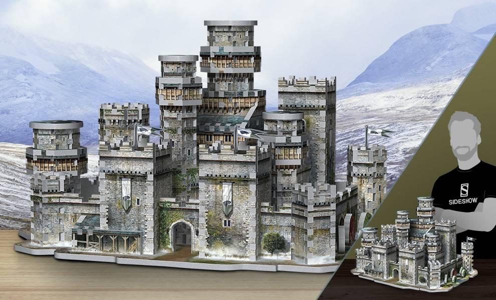 Game Of Thrones Quebra Cabeça 3D - Winterfell