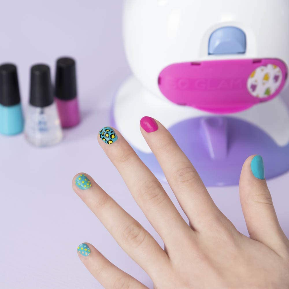 Go Glam Deluxe Nail Stamper