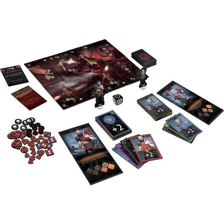 God Of War - Card Game