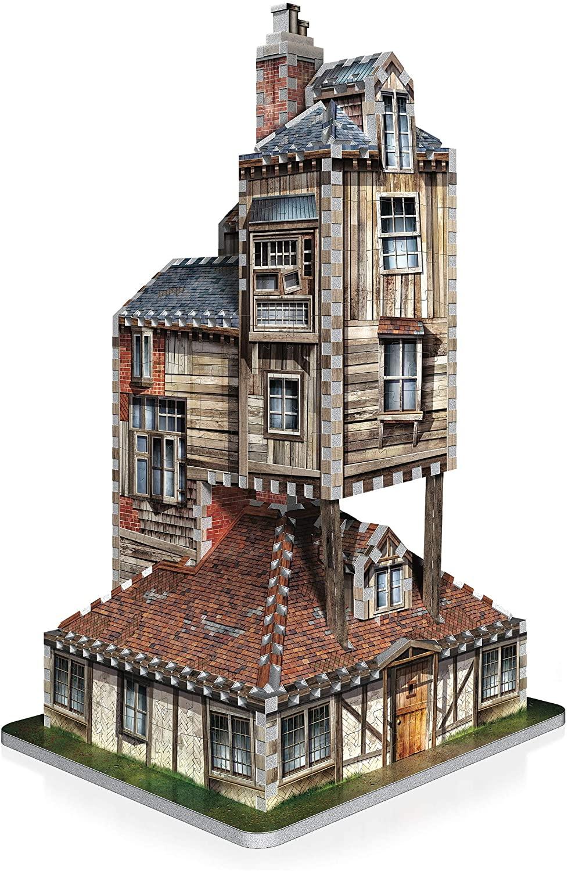 HARRY POTTER: A Toca - Casa da Família Weasley
