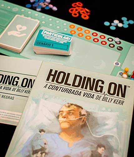 Holding On: A Conturbada Vida de Billy Kerr
