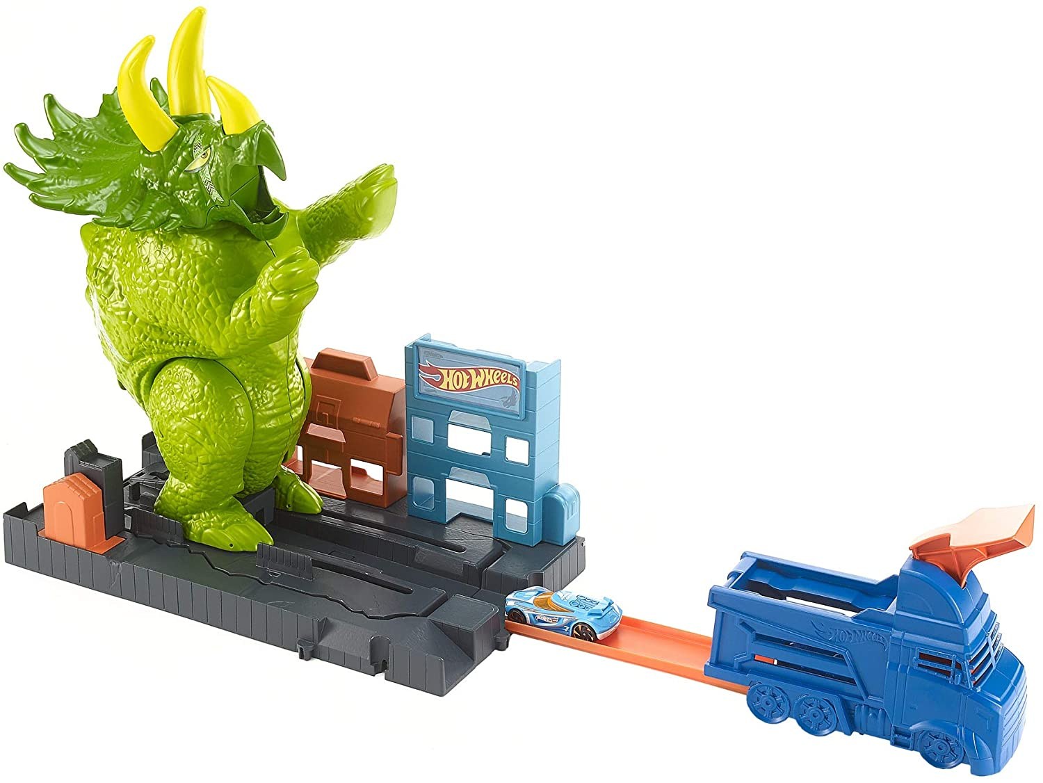 Hot Wheels -  Ataque de Triceratops