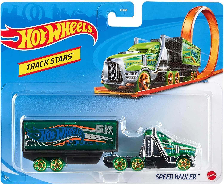 Hot Wheels - Caminhão Velocidade na Pista SORTIDO