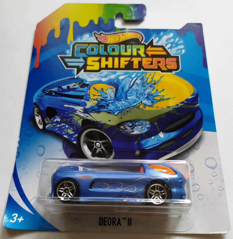 Hot Wheels - Carrinho Color Change  Surpresa ( NÃO É POSSIVEL ESCOLHER CORES)