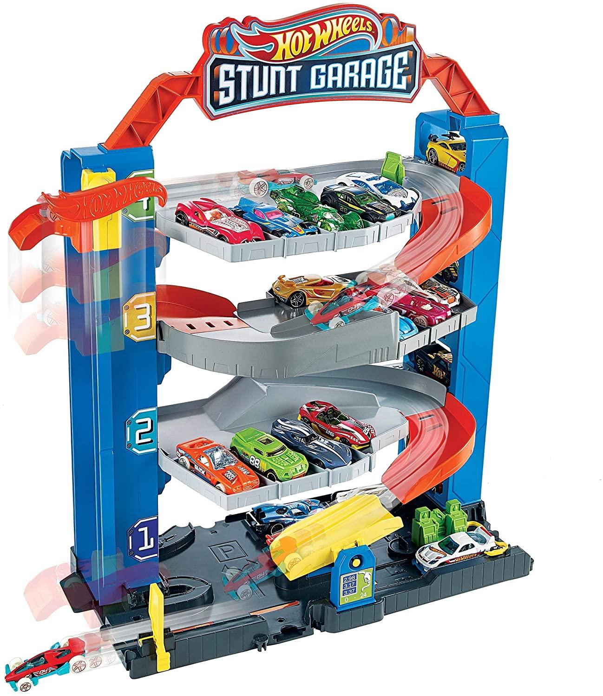 Hot Wheels City  - Garagem