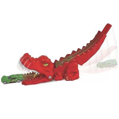 Hot Wheels CITY - Lançador Nemesis - Dinossauro