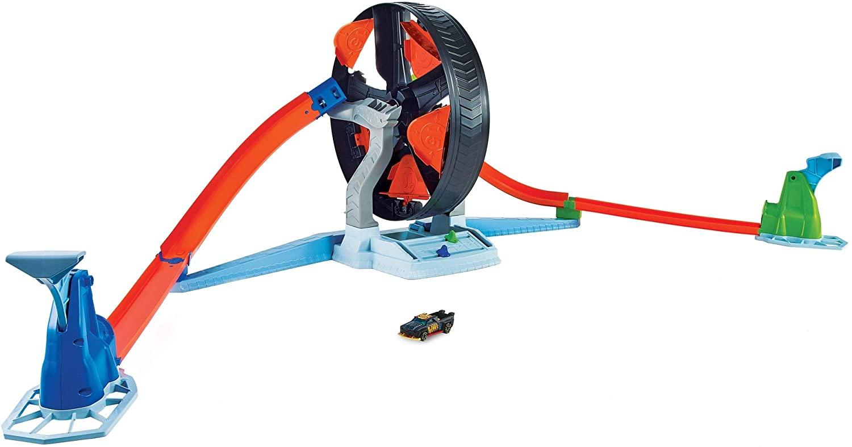 Hot Wheels - Competição Giratória