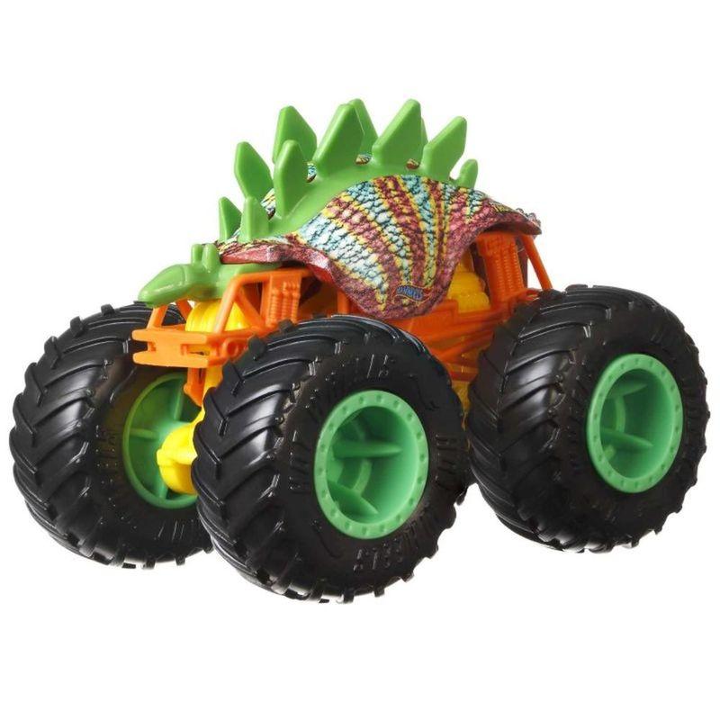 Hot Wheels - Monster Trucks Demolition Doubles - Motosaurus Vs MegaWrex