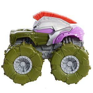 Hot Wheels - Monster Trucks - Pneus Para Todo Terreno - Hulk