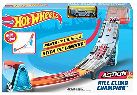Hot Wheels - Pista Campeonato para o Topo