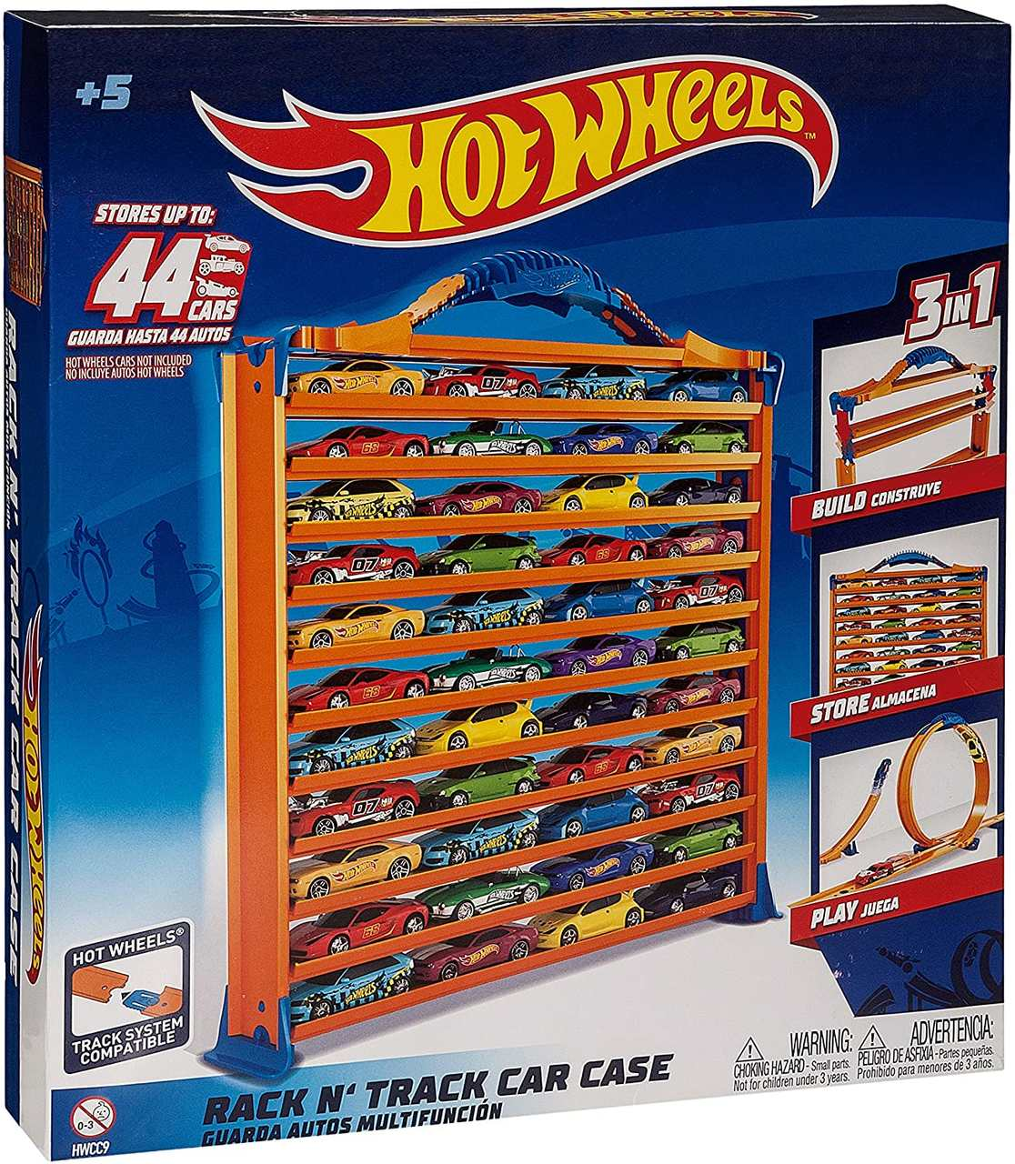 Hot Wheels - Porta Carrinho Pista
