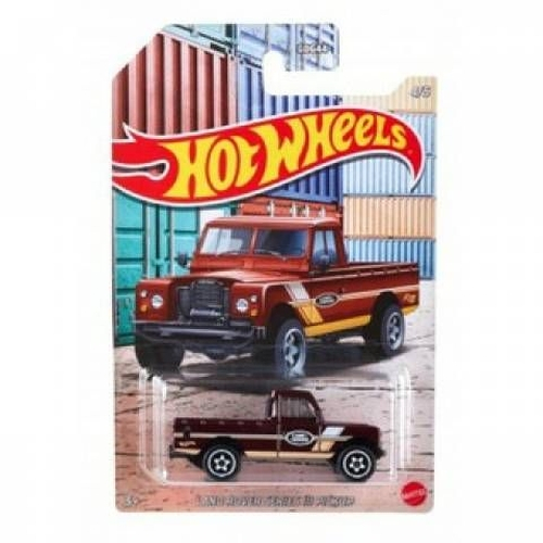 Hot Wheels - Set 5 Miniaturas - Hot Pickups