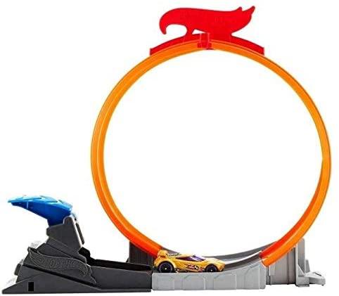 Hot Wheels - Set de Acrobacias Rei do Looping