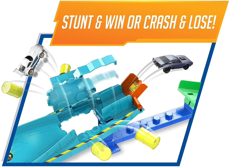 Hot Wheels - Spy Racers  Pista de Desafios