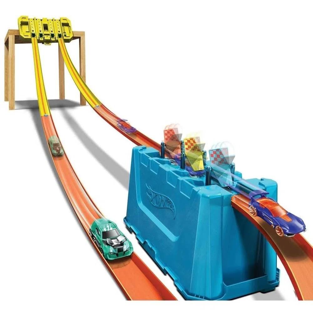 Hot Wheels - Track Builde Speed Box