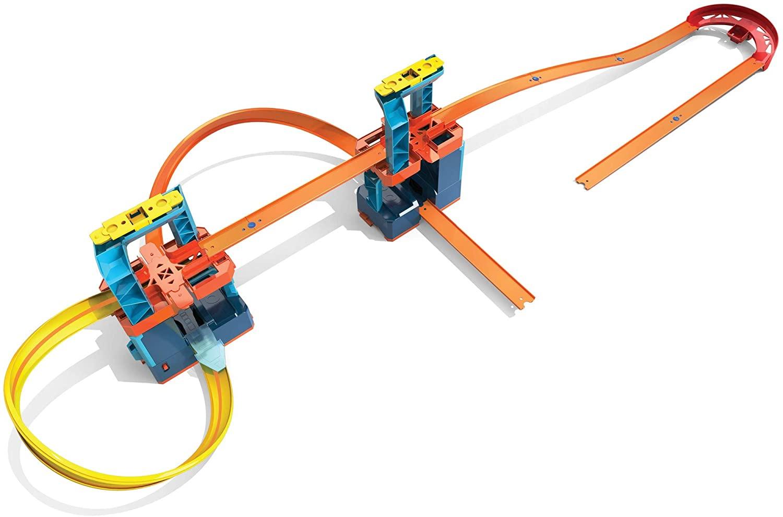 Hot Wheels - Track Builder Kit Ilimitado Super Impulso