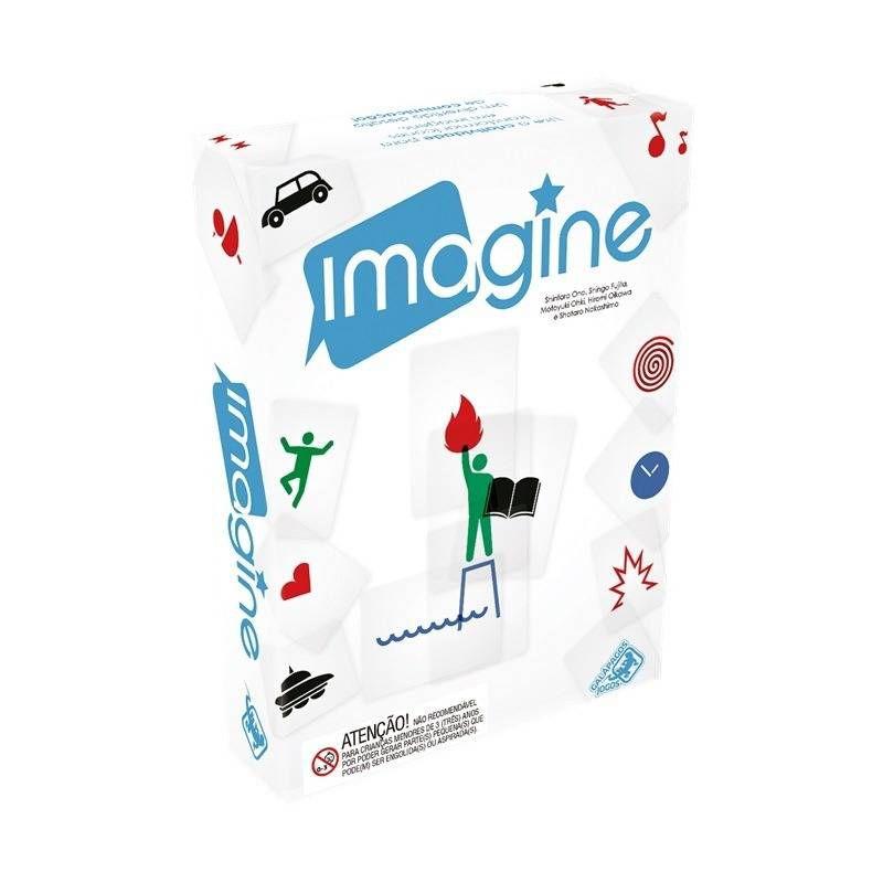 Imagine - Galapagos Jogos