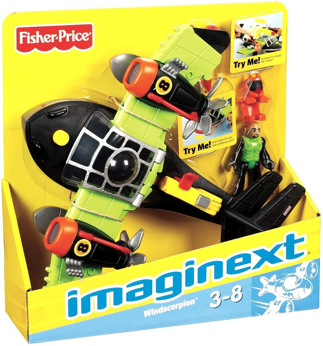 Imaginext - Escorpião dos Ventos