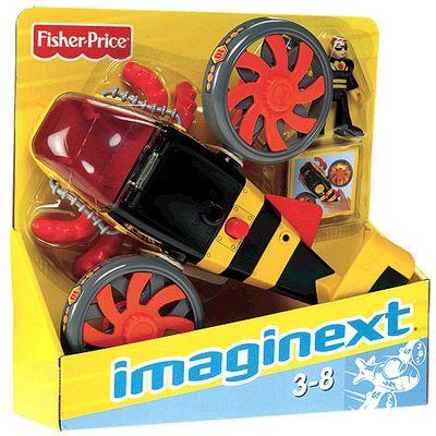 Imaginext - Helicóptero-Vespa