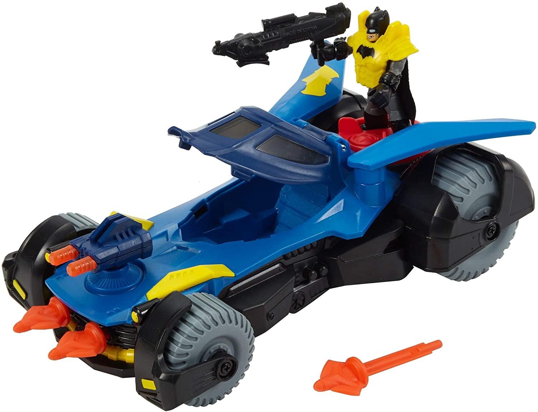 Imaginext - Liga Da Justiça Dc Super Batmóvel