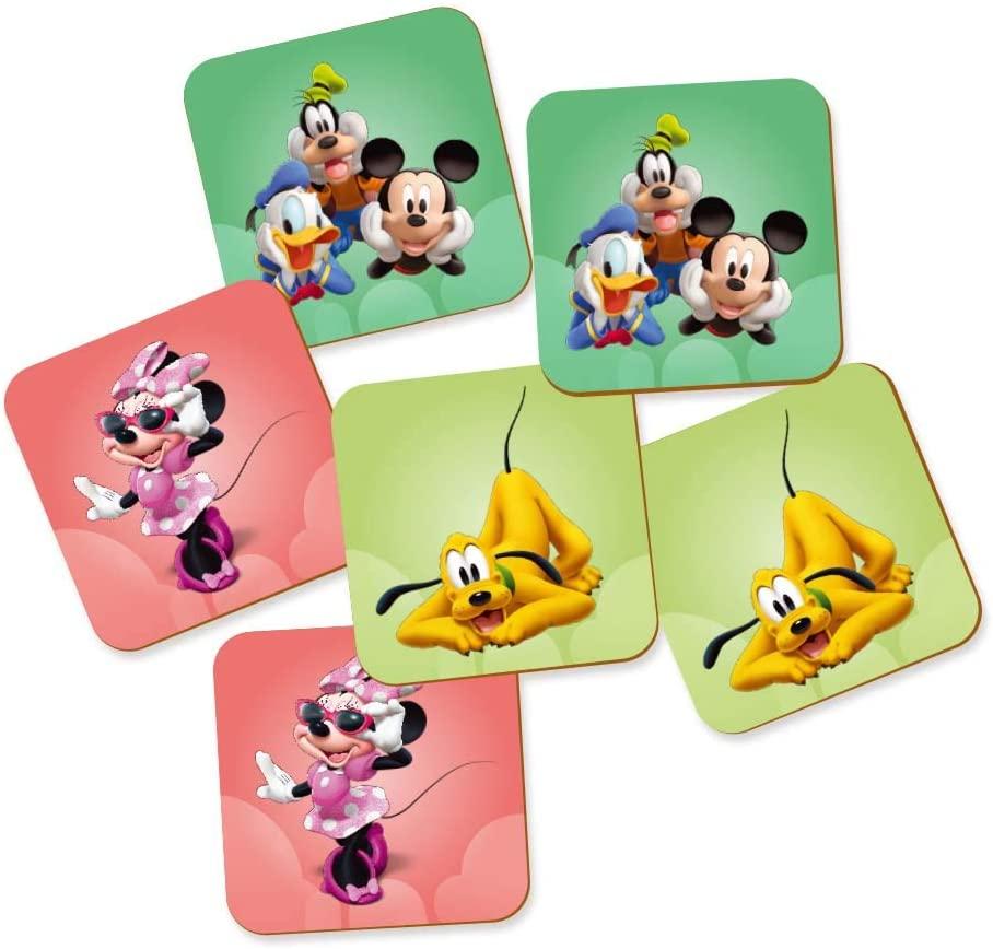 Jogo da Memória Disney Jr